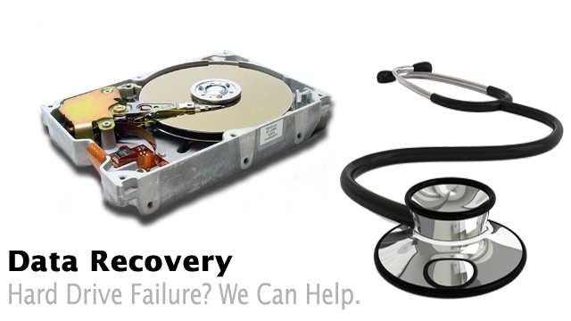 Data-Recovery-Support